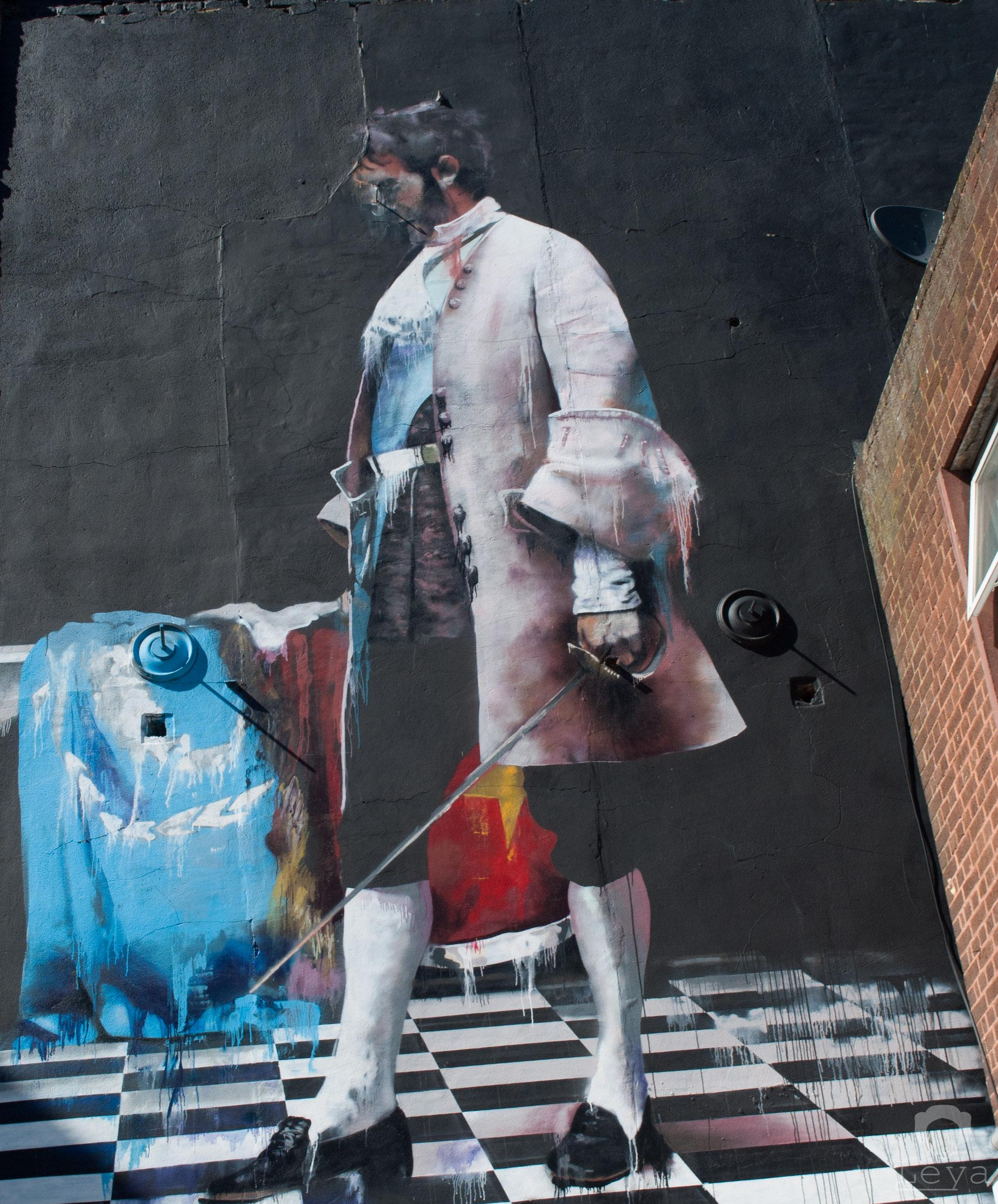 Londyn #streetarttrip