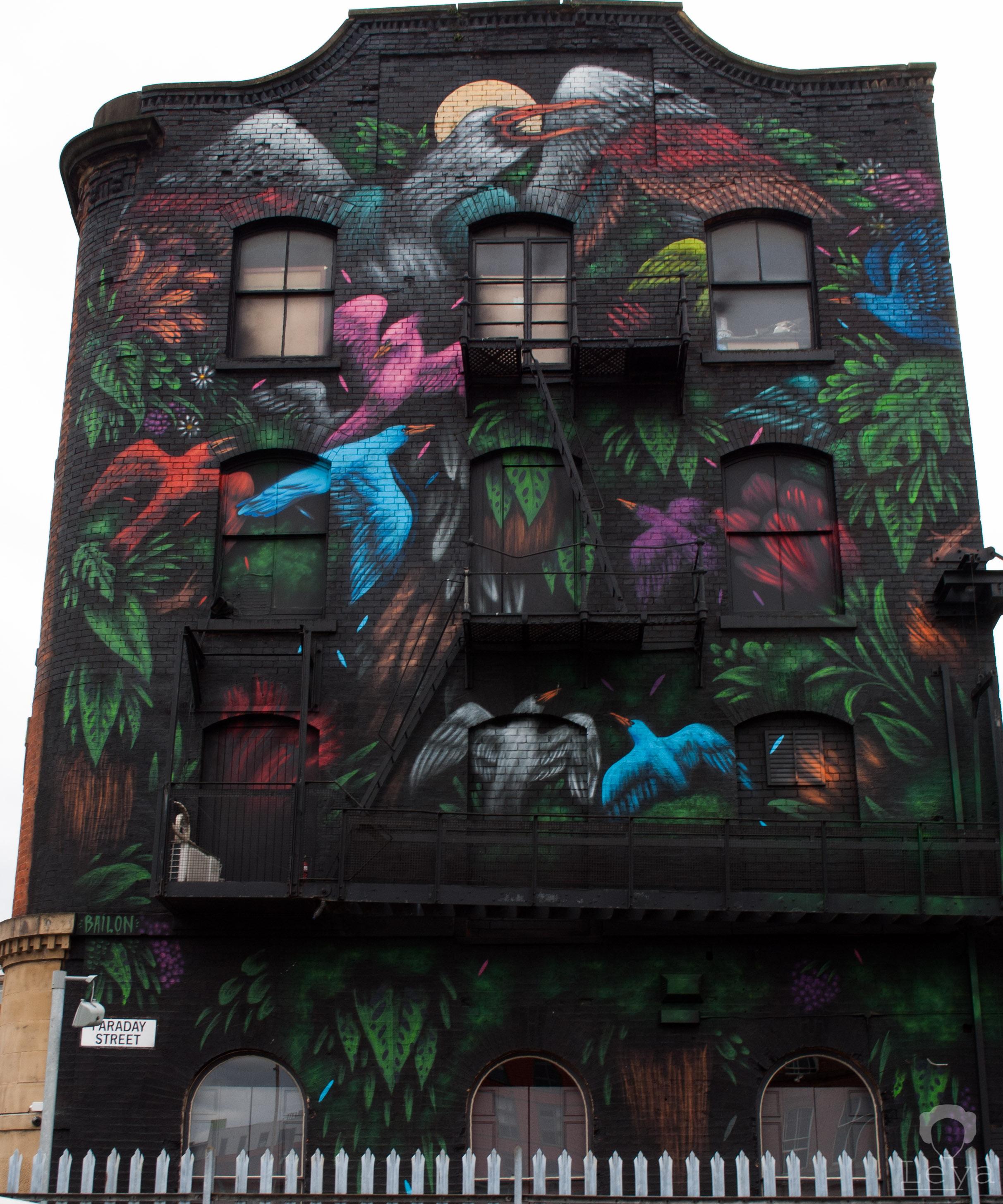 Manchester #streetarttrip