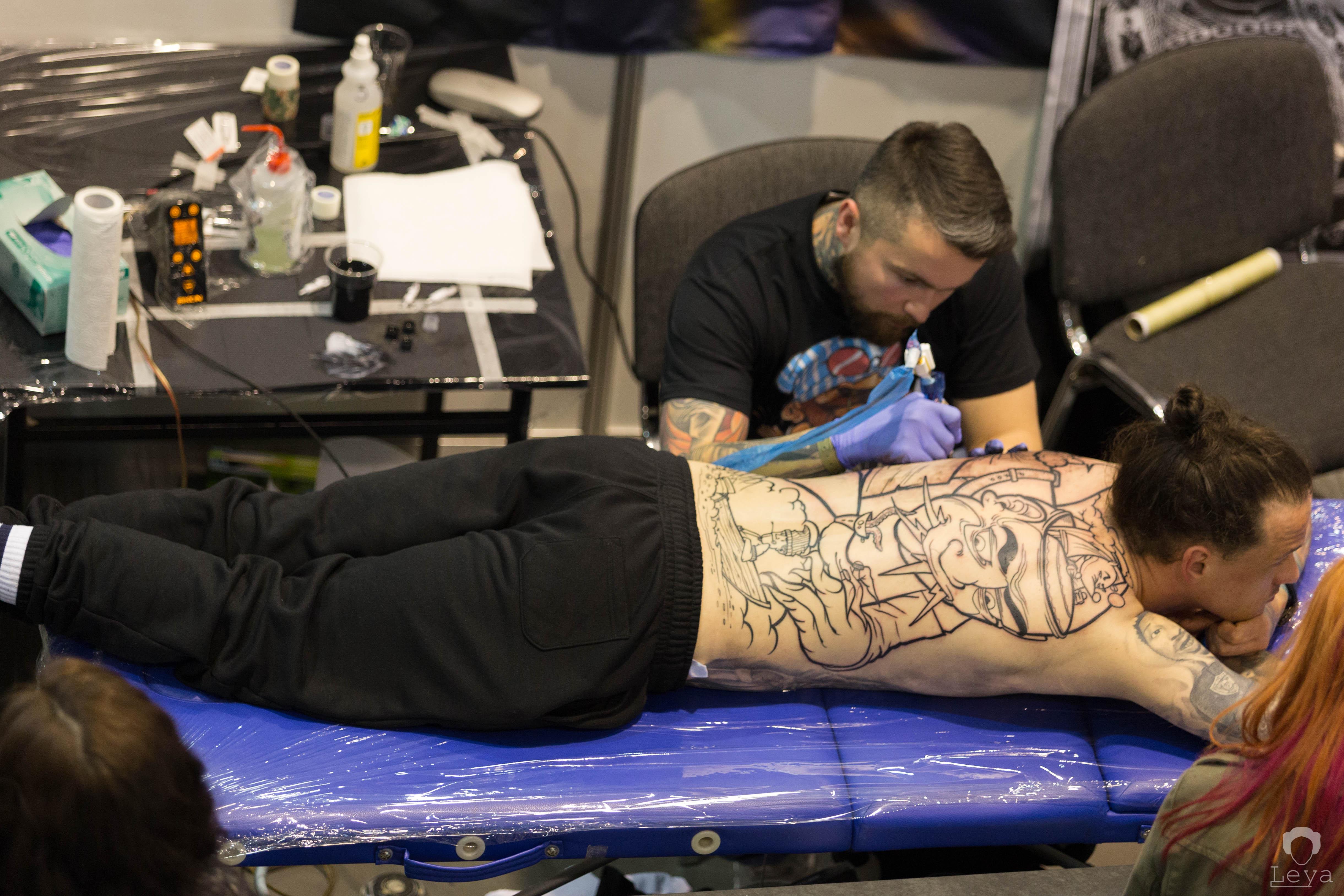 Już w najbliższy weekend Tattoo Konwent zagości we Wrocławiu