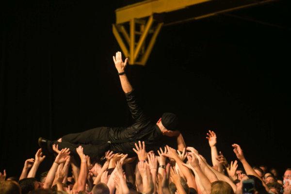 flogging molly fotografia koncertowa