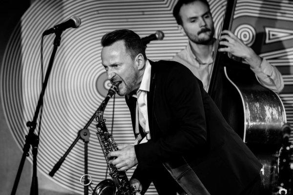 Mateusz Pospieszalski Quintet Fot. Joanna Leja fotografia koncertowa