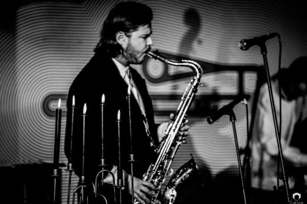 Mateusz Pospieszalski Quintet - wydarzenie towarzyszące 39. PPA fot. Joanna Leja