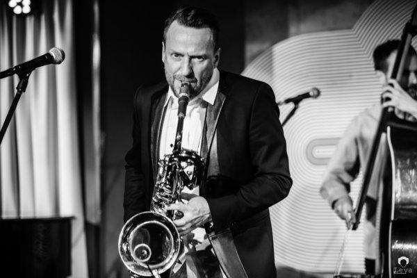 Mateusz Pospieszalski Quintet Fot. Joanna Leja
