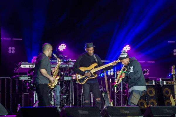 LAID BLACK TOUR Marcus Miller FOT. Joanna Leja