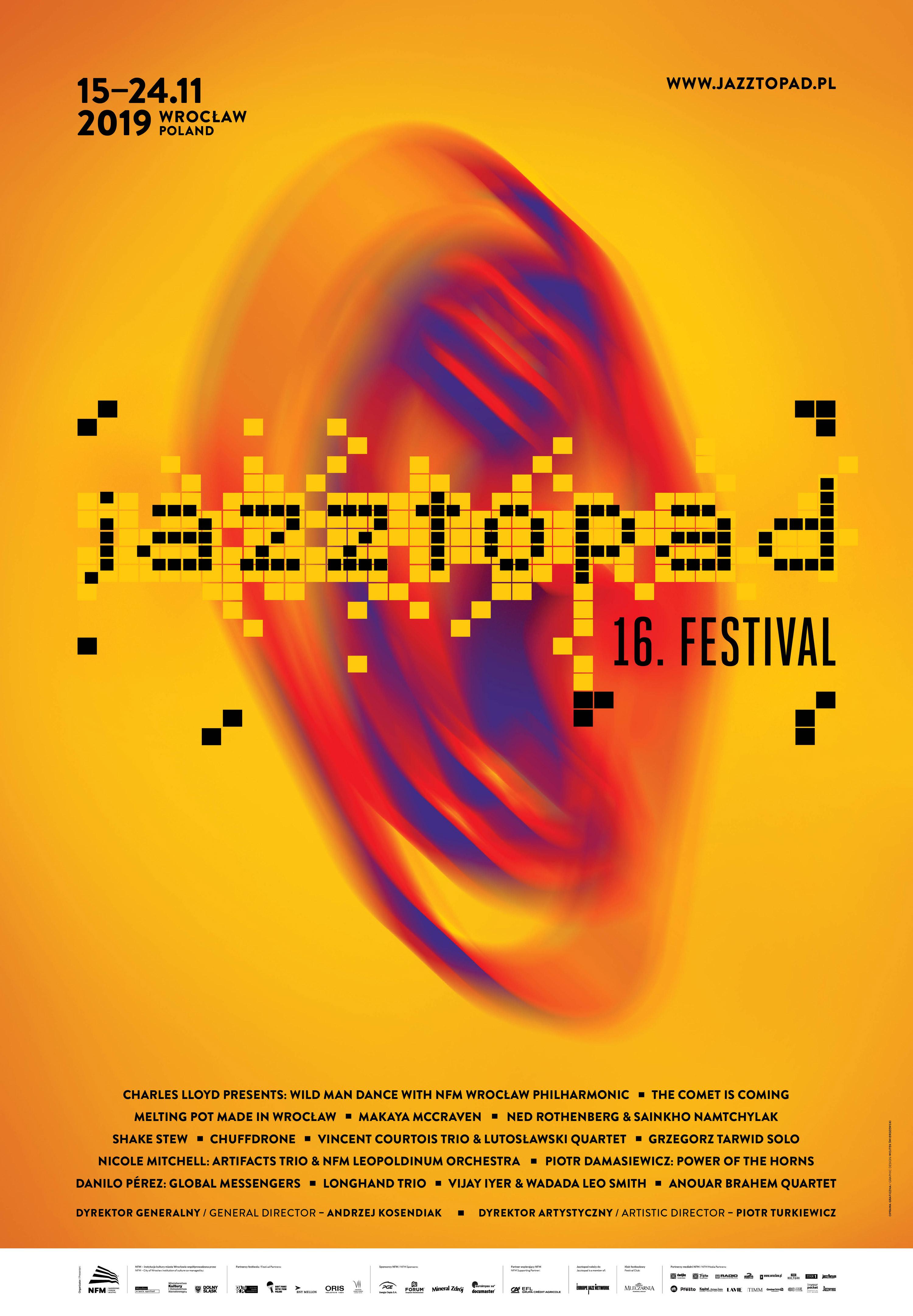 Jazztopad Festival 2019 – Jazz w dresie i symfonicznie